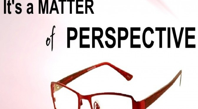 Perspective | Seeing Differently - Claude Hamilton