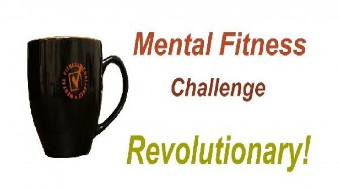 Revolutionary Product | Mental Fitness Challenge - Claude Hamilton