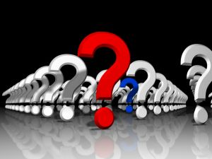 The tough questions